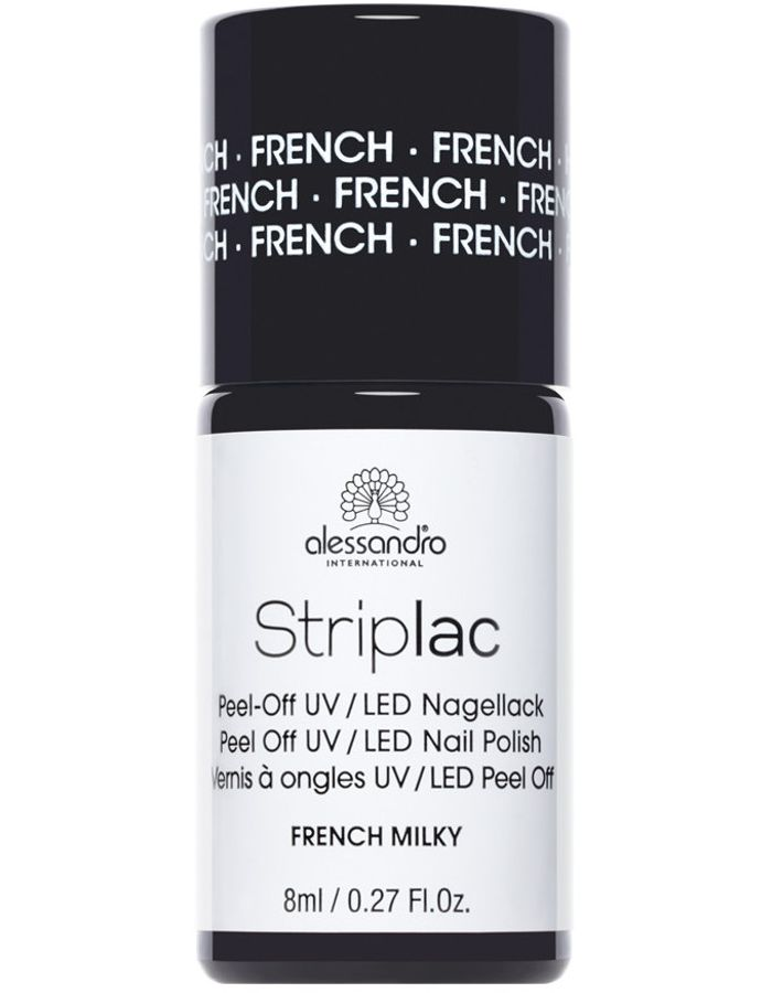 Alessandro Striplac French Milky 8ml
