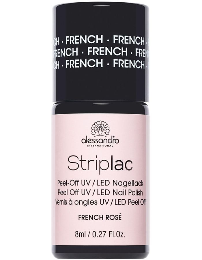Alessandro Striplac French Rosé 8ml