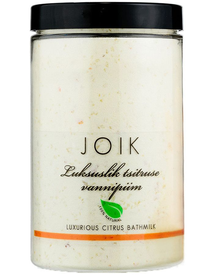 Joik Luxurious Bathmilk Citrus
