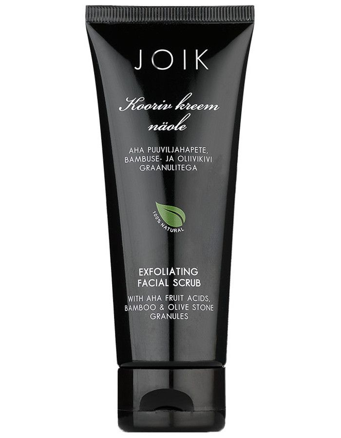 Joik Exfoliating AHA Fruitaccids Facial Scrub 75gr