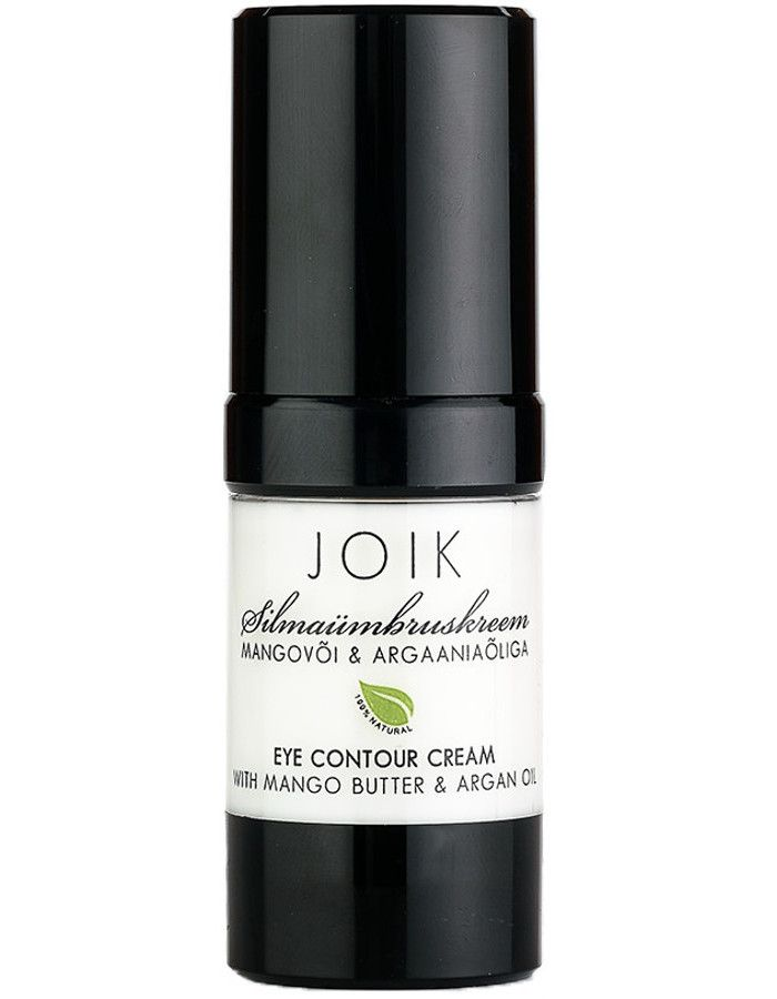 Joik Light Eyecream Mango Butter Argan Oil 15ml
