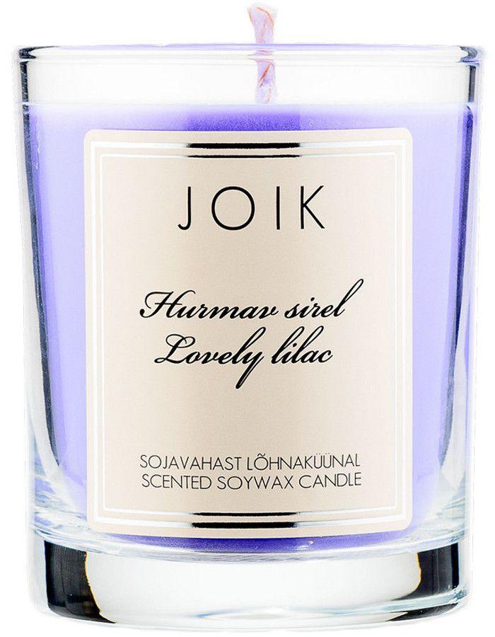 Joik Natuurlijke Geurkaars Lovely Lilac