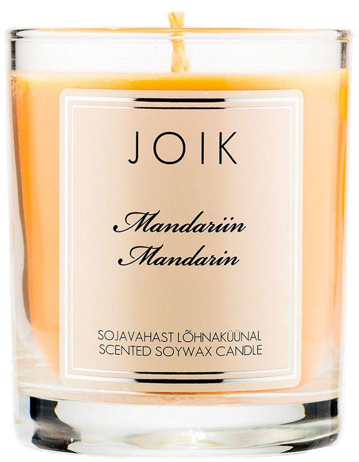 Joik Natuurlijke Geurkaars Mandarin