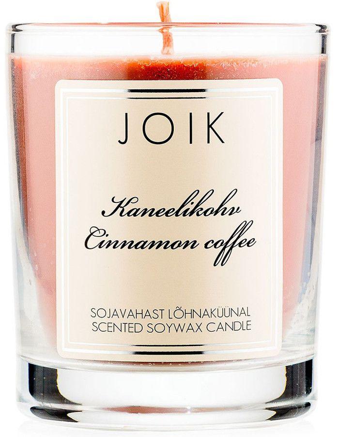 Joik Natuurlijke Geurkaars Cinnamon Coffee