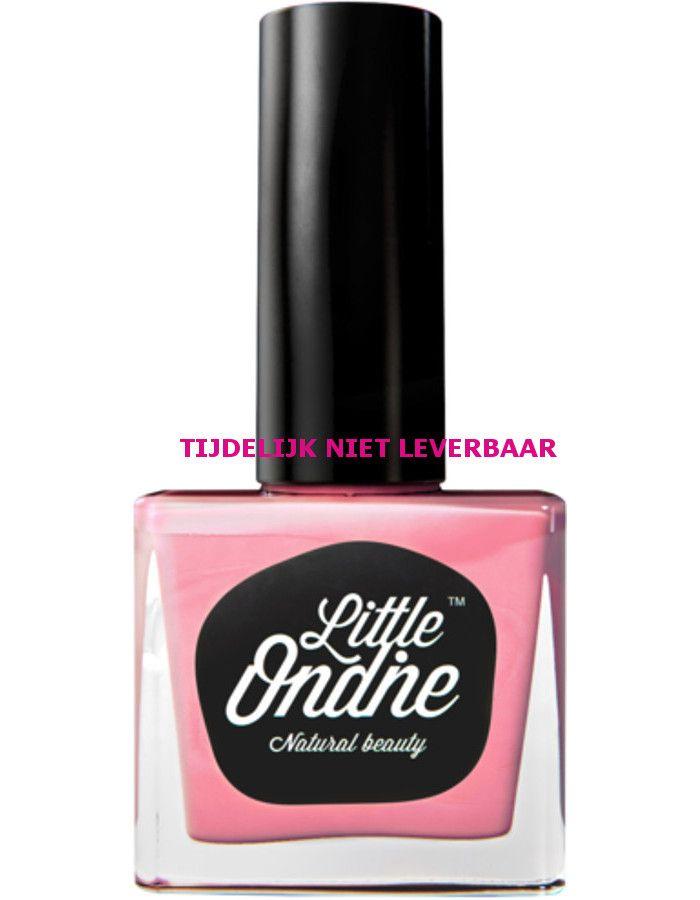 Little Ondine Natuurlijke Peel Off Nagellak Op Waterbasis L070 Cherry Blossoms Cherry Pink