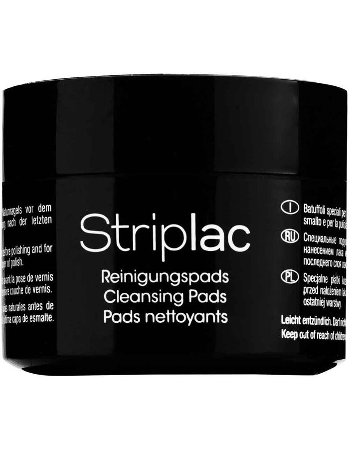 Alessandro Striplac Cleansing Pads 50st