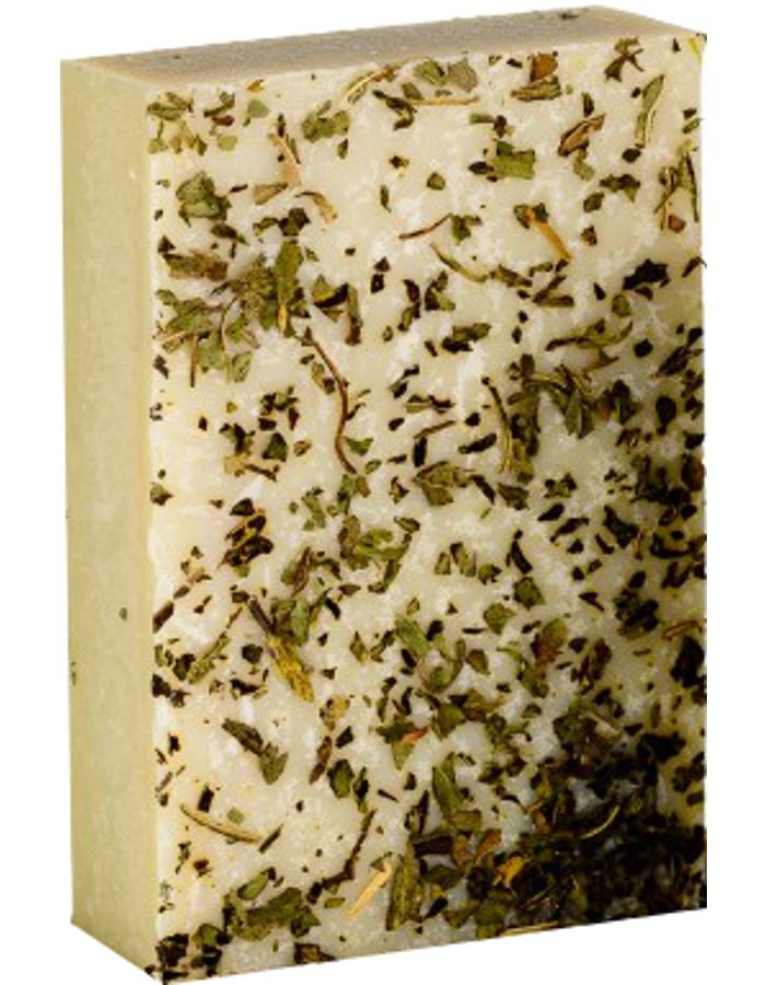 Joik Koudgeperste 100% Natuurlijke Zeep Peppermint Thyme 100gr