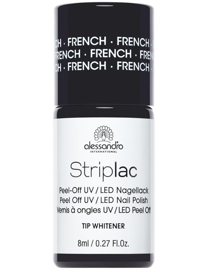 Alessandro Striplac French Tip Whitener 8ml