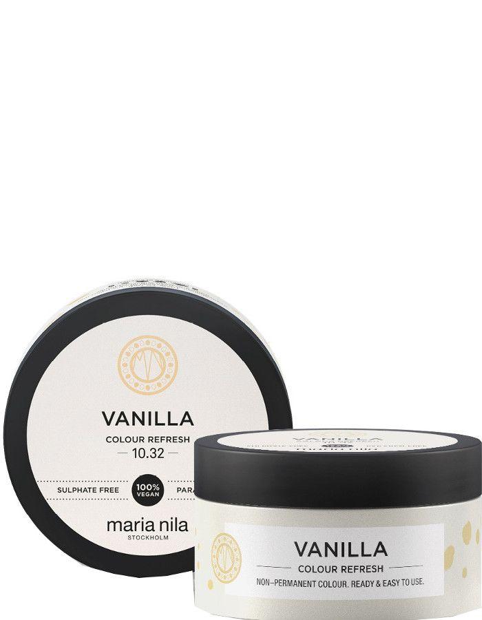 Maria Nila Colour Refresh Haarmasker Vanilla Blond 100ml