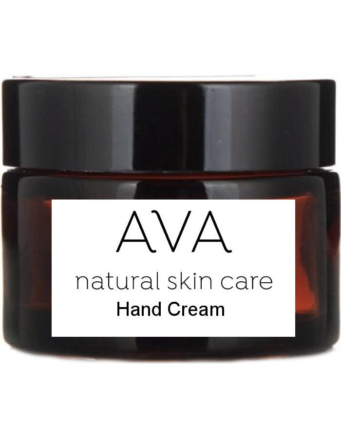 AVA Natural Skin Care Hand Cream Avocado Sheabutter Sample