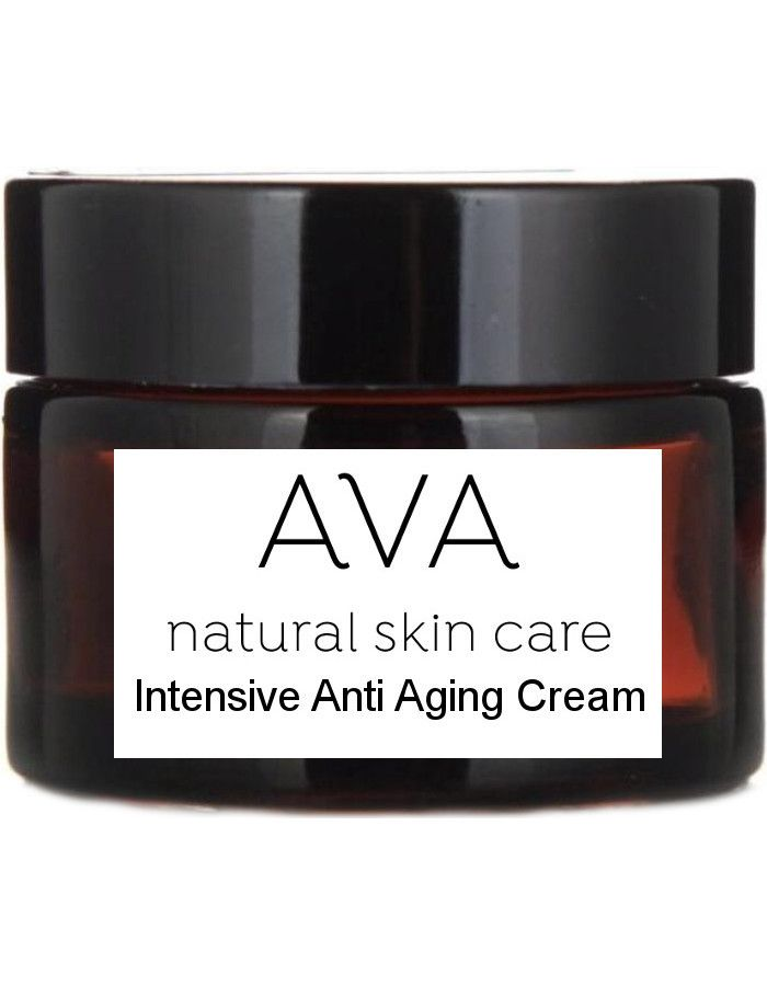AVA Natural Skin Care Intensive Anti Aging Cream Sample