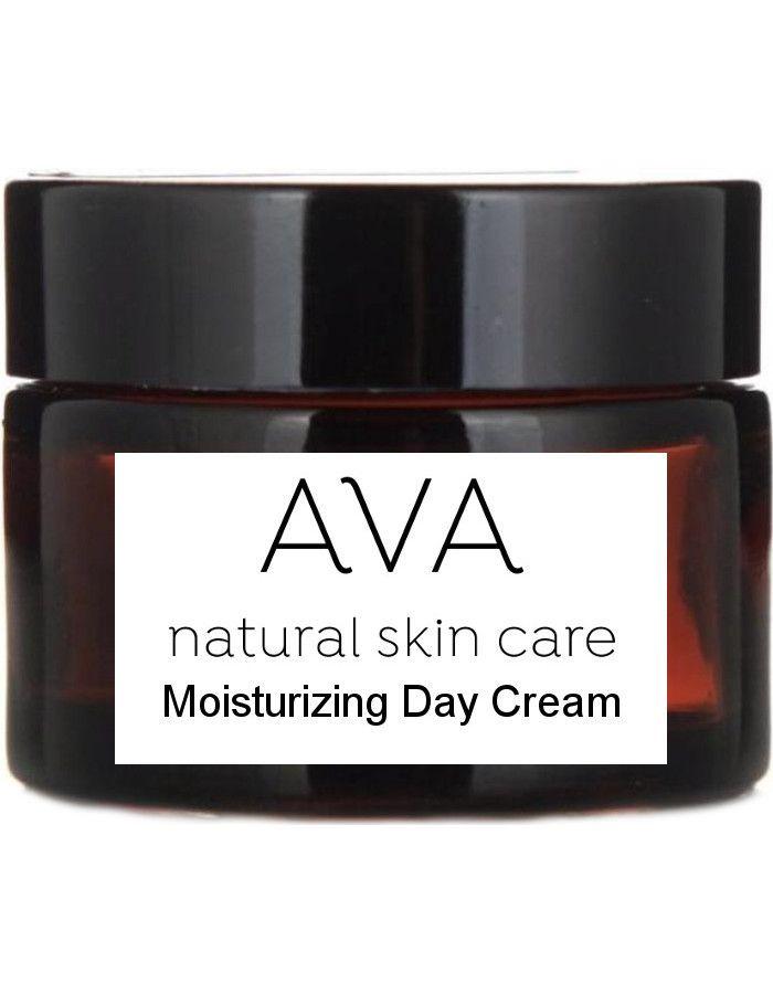 Ava Natural Skin Care Moisturizing Day Cream Sample