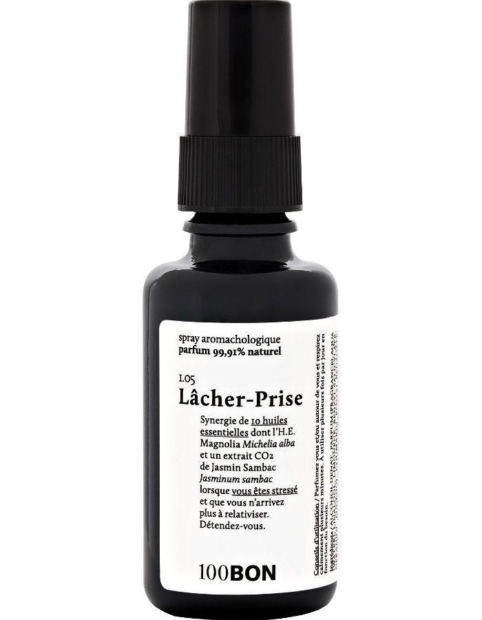 100Bon Aromacology Lacher Prise Eau De Parfum Spray 30ml