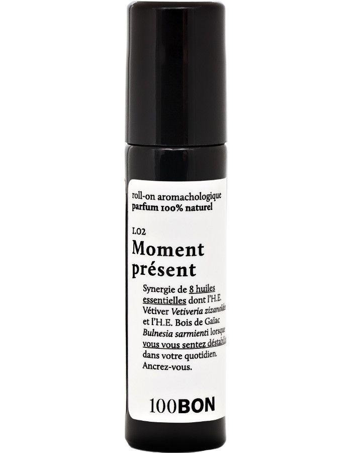 100Bon Aromacology Moment Present Parfum Roll-on 10ml