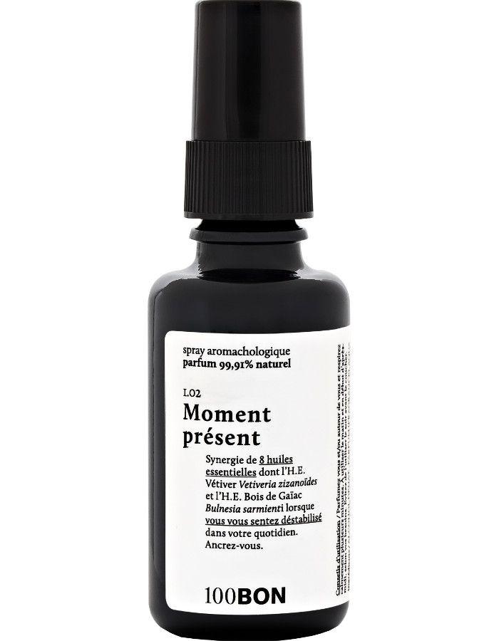 100Bon Aromacology Moment Present Eau De Parfum Spray 30ml