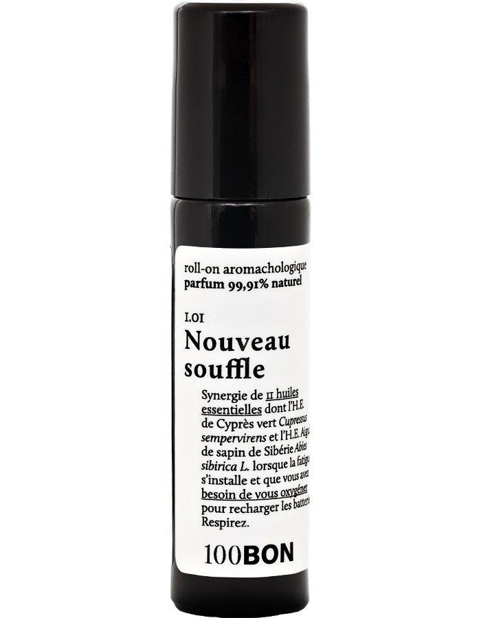 100Bon Aromacology Nouveau Souffle Parfum Roll-on 10ml