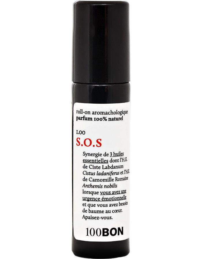 100Bon Aromacology SOS Parfum Roll-on 10ml