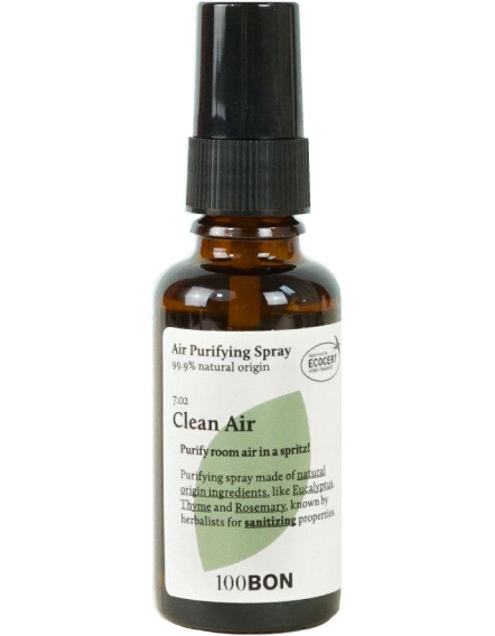 100Bon Care Clean Air Purifying Spray 30ml