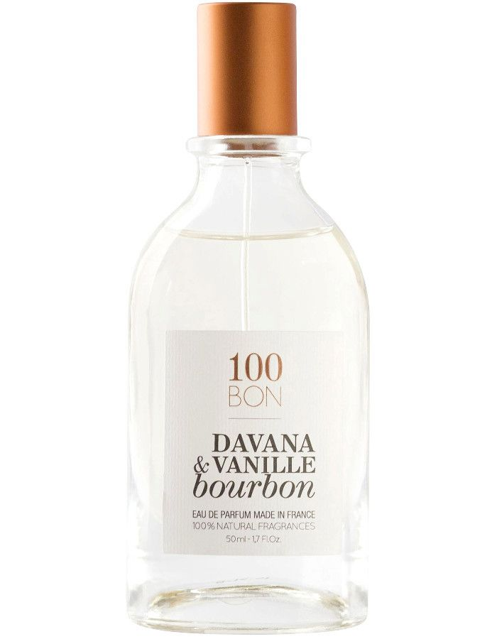 100Bon Davana & Vanille Bourbon Eau De Toilette Spray 50ml