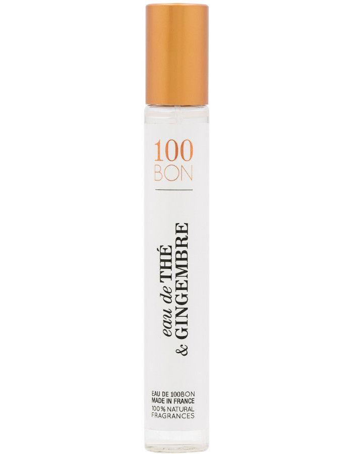 100Bon Eau De The & Gingembre Eau De Toilette Spray 15ml