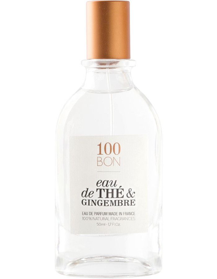 100Bon Eau De The & Gingembre Eau De Toilette Spray 50ml