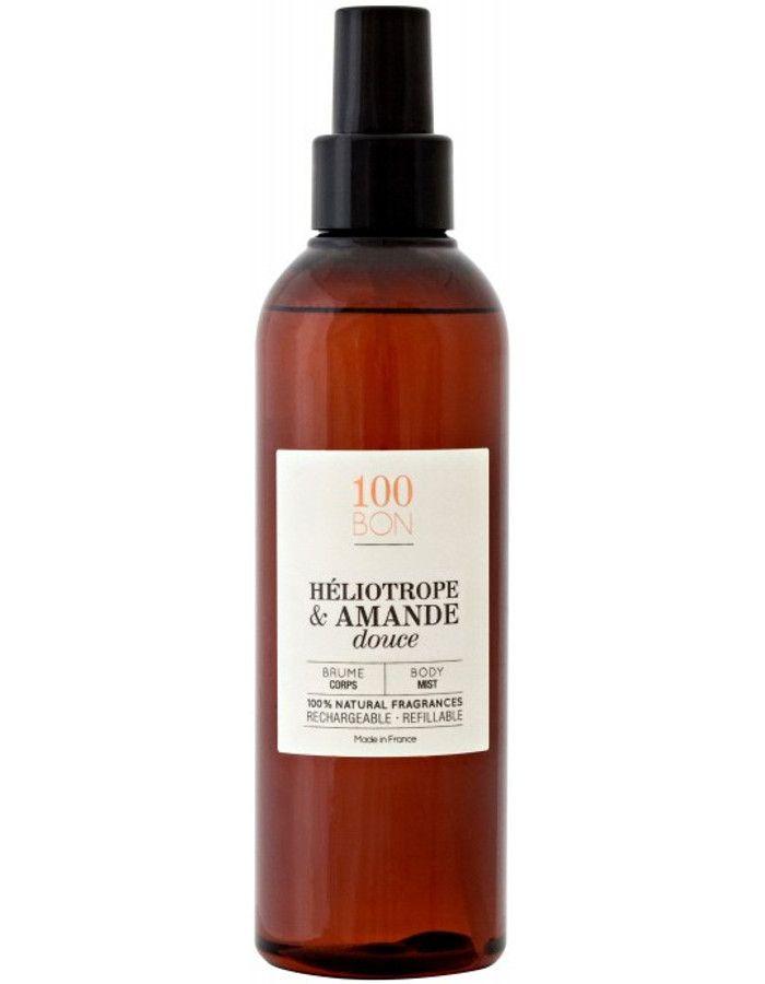 100Bon Heliotrope & Amande Douce Body Mist 200ml