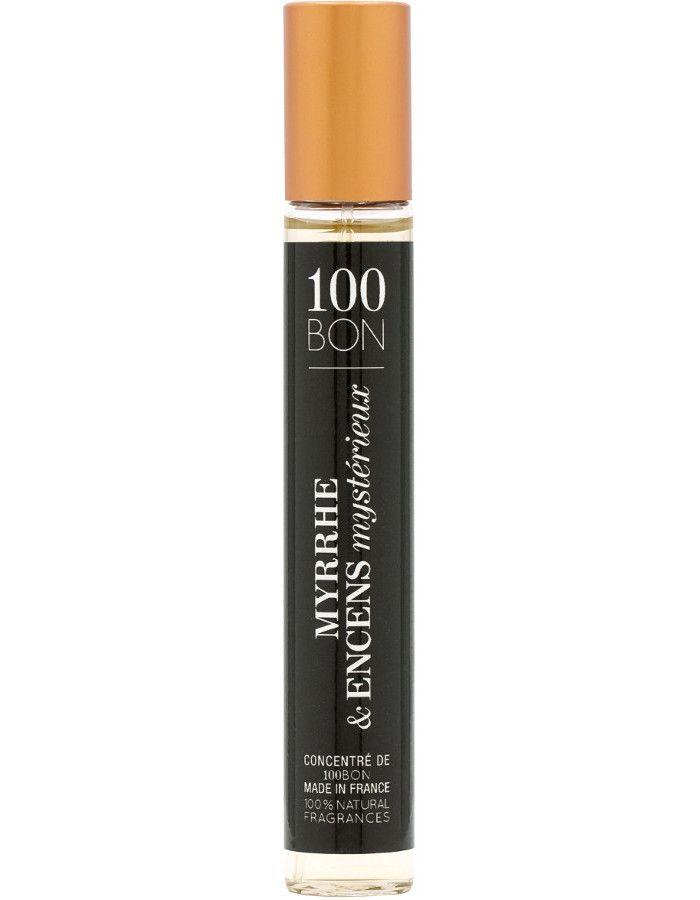100Bon Myrrhe & Encens Mysterieux Eau De Parfum Spray 15ml