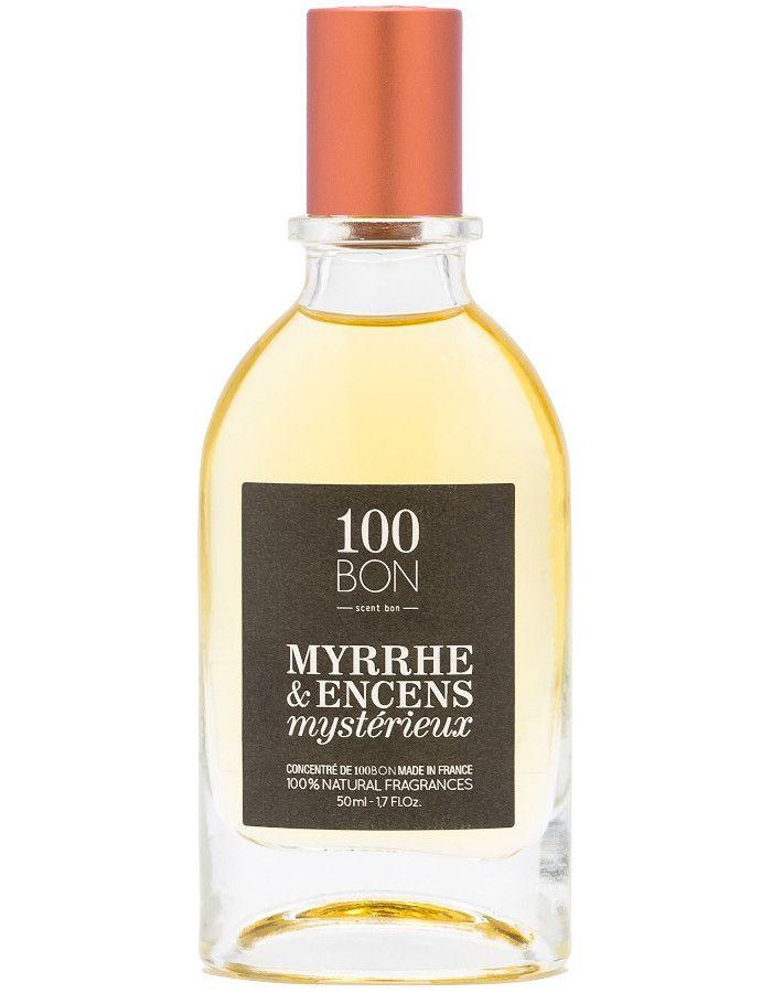 100Bon Myrrhe & Encens Mysterieux Eau De Parfum Spray 50ml