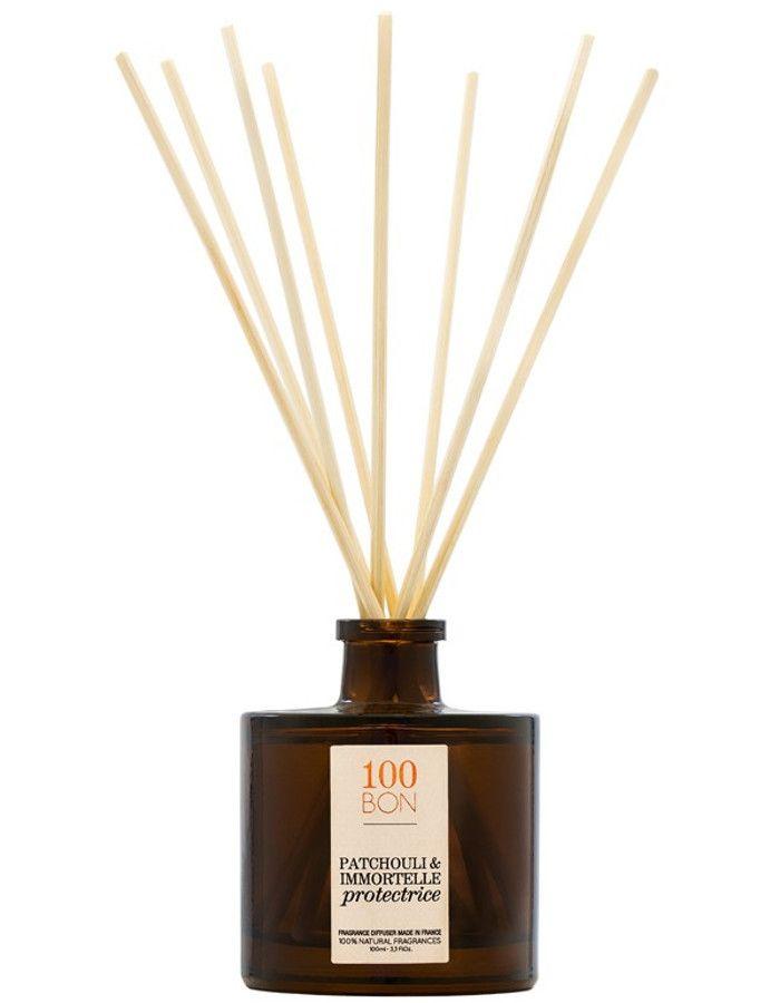 100Bon Patchouli & Immortelle Protectrice Fragrance Diffuser 100ml 3760284202770 snel, veilig en gemakkelijk online kopen bij Beauty4skin.nl
