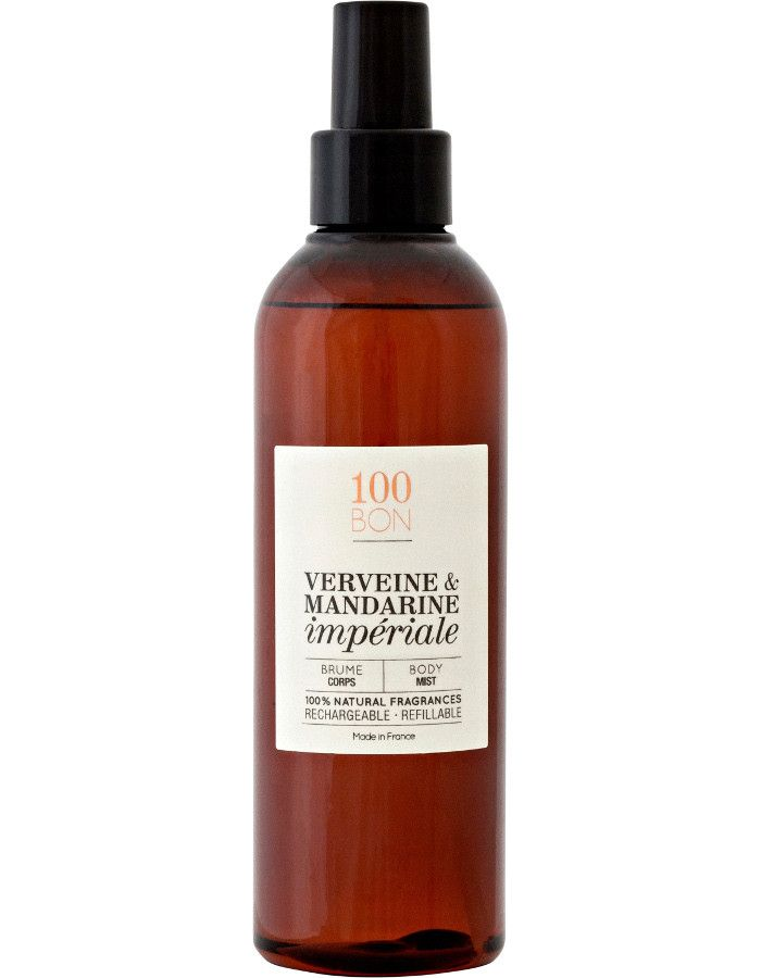 100Bon Verveine & Mandarine Imperiale Tonifiante Body Mist 200ml