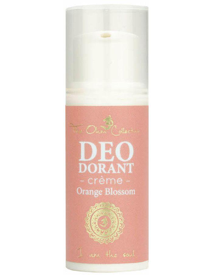 The Ohm Collection Vegan Deodorant Crème Orange Blossom Sample 5ml
