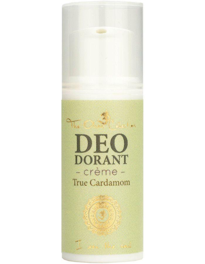 The Ohm Collection Vegan Deodorant Crème True Cardamon Sample 5ml