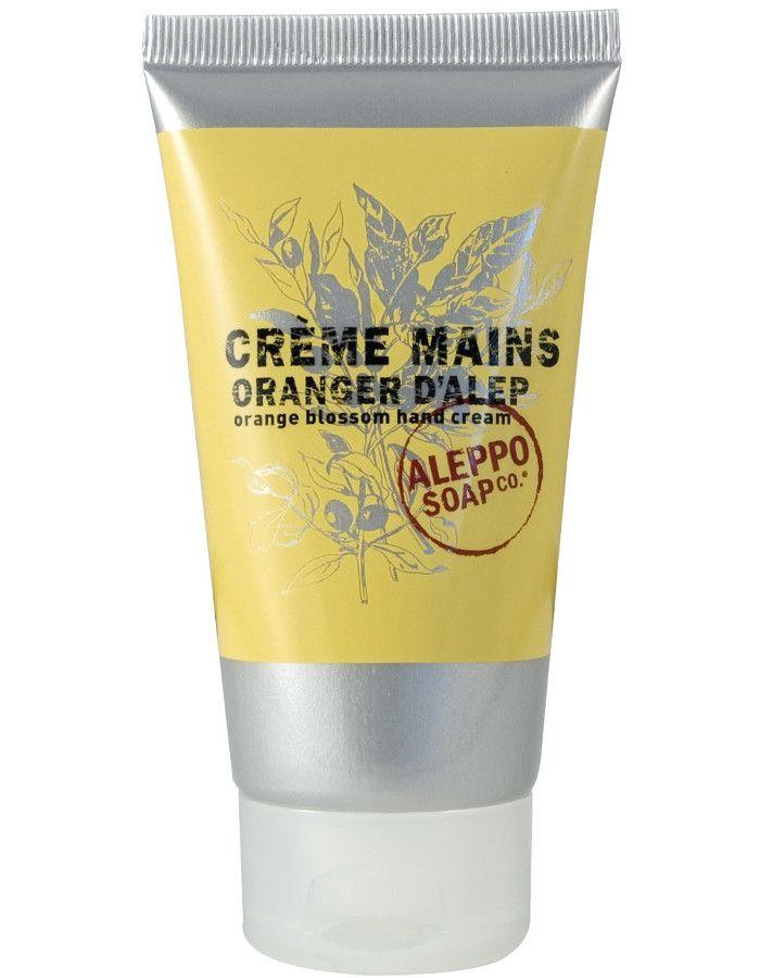 Aleppo Soap Company Handcrème Fleur D' Oranger 75ml