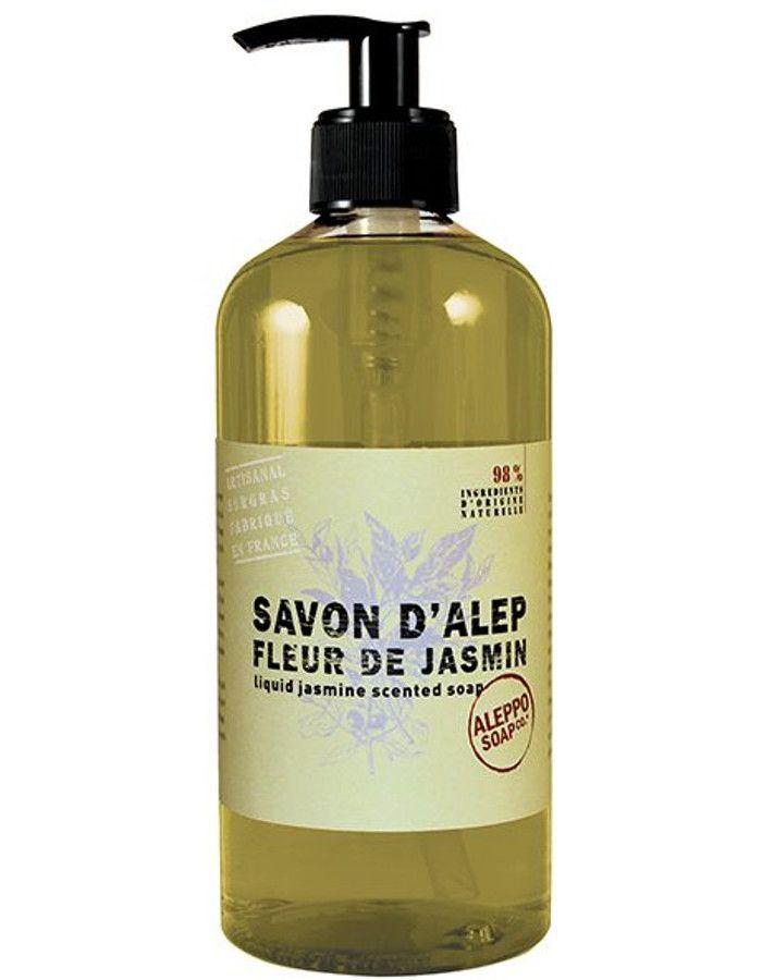 Aleppo Soap Company Vloeibare Aleppo Zeep Fleur De Jasmin 500ml