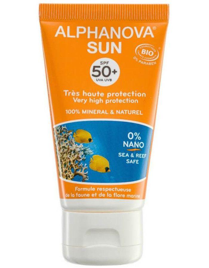 Alphanova Sun Biologische Zonnebrand Crème Spf50 50ml
