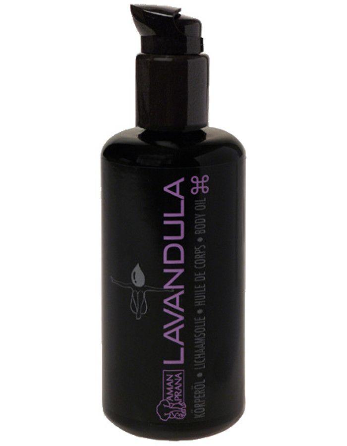 Amanprana Lavandula Organic Massage en Bodyolie 200ml