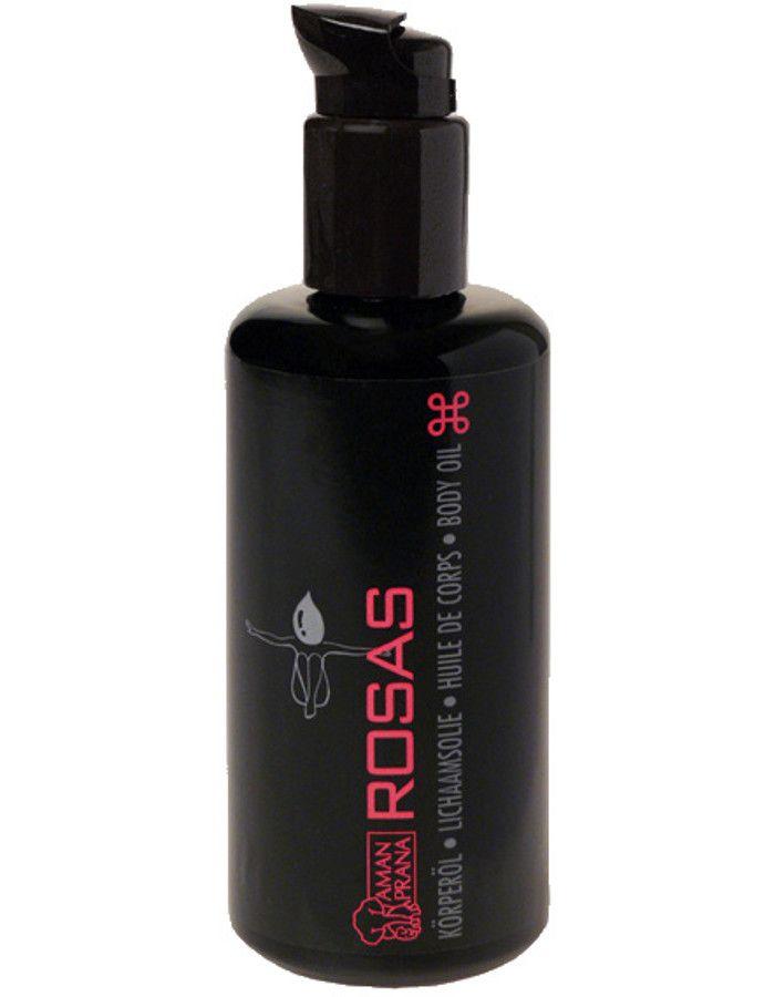 Amanprana Rosas Organic Massage en Bodyolie 200ml
