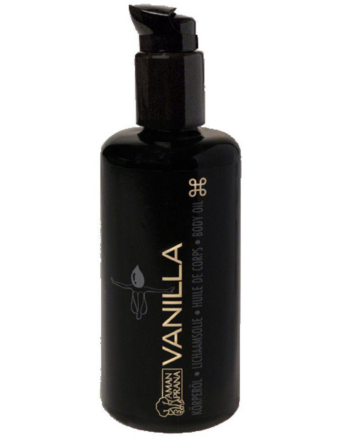Amanprana Vanilla Organic Massage en Bodyolie 200ml