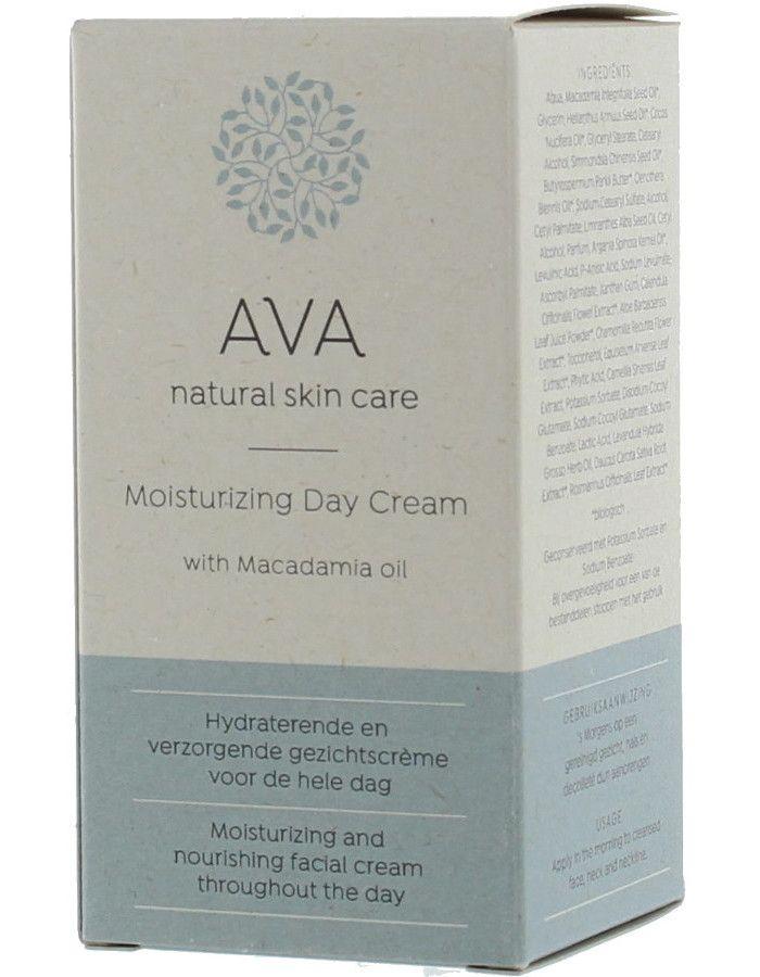 AVA Natural Skin Care Moisturizing Day Cream 50ml
