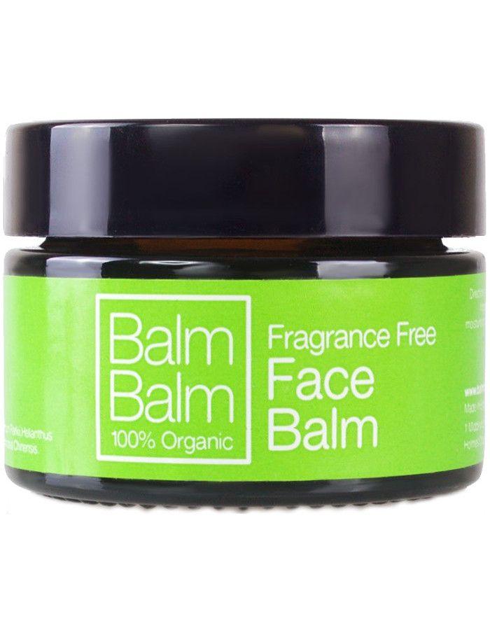 Balm Balm Organic Face Balm Fragrance Free 30ml