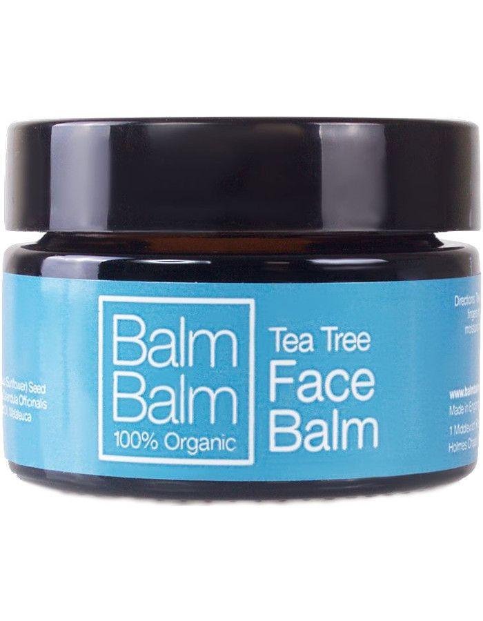 Balm Balm Organic Face Balm Tea Tree 30ml