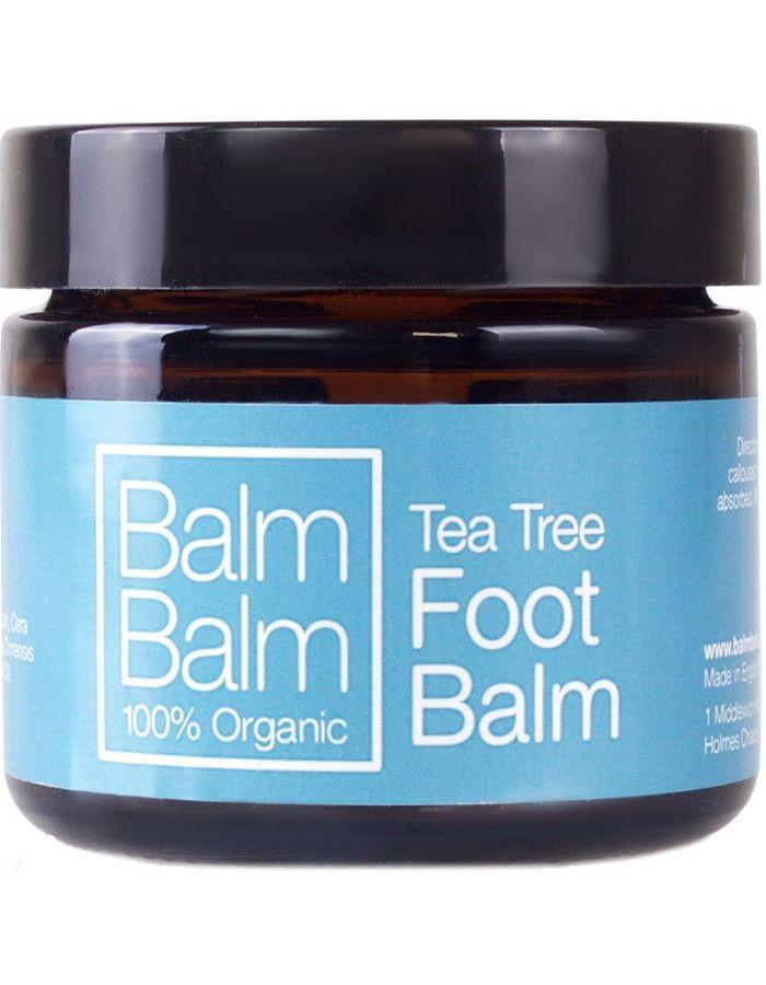 Balm Balm Organic Foot Balm Tea Tree 60ml