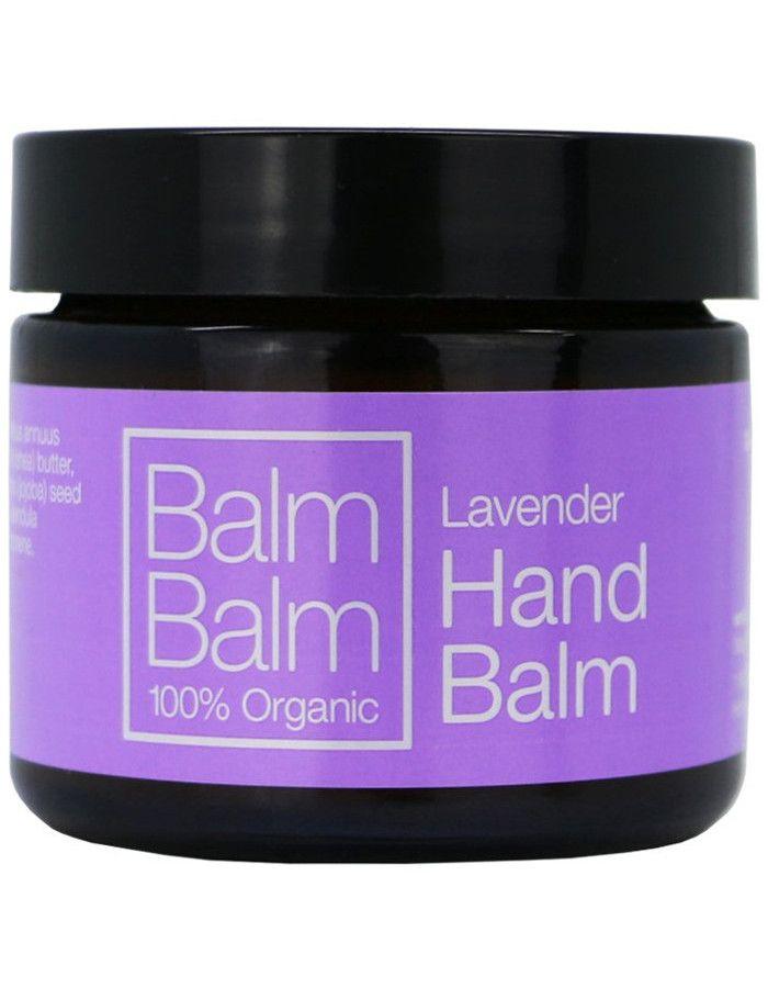 Balm Balm Organic Hand Balm Lavender 60ml