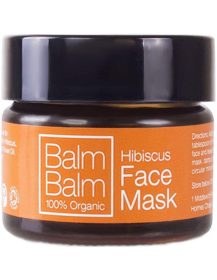 Balm Balm Organic Hibiscus Face Mask Travel Size 15gr