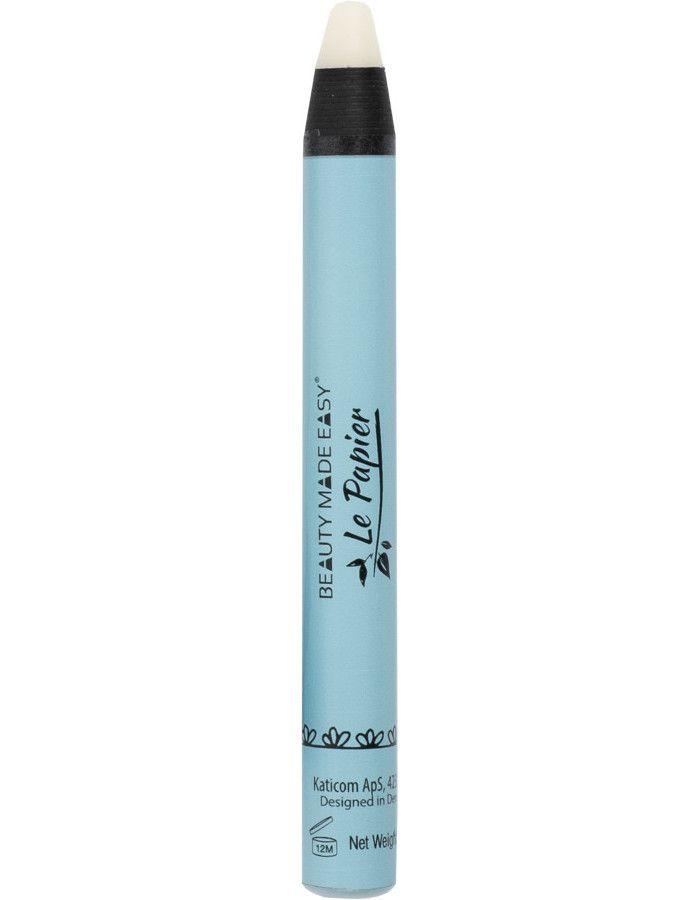 Beauty Made Easy Le Papier Moisturizing Lip Balm Pure