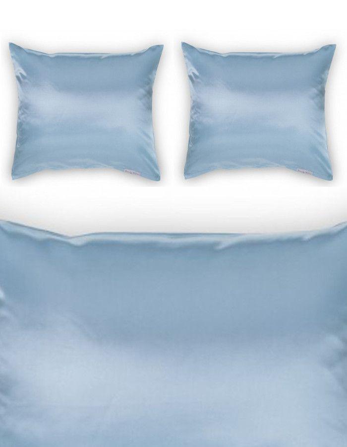 Beauty Pillow Dekbedovertrek Set Old Blue 240x200/220