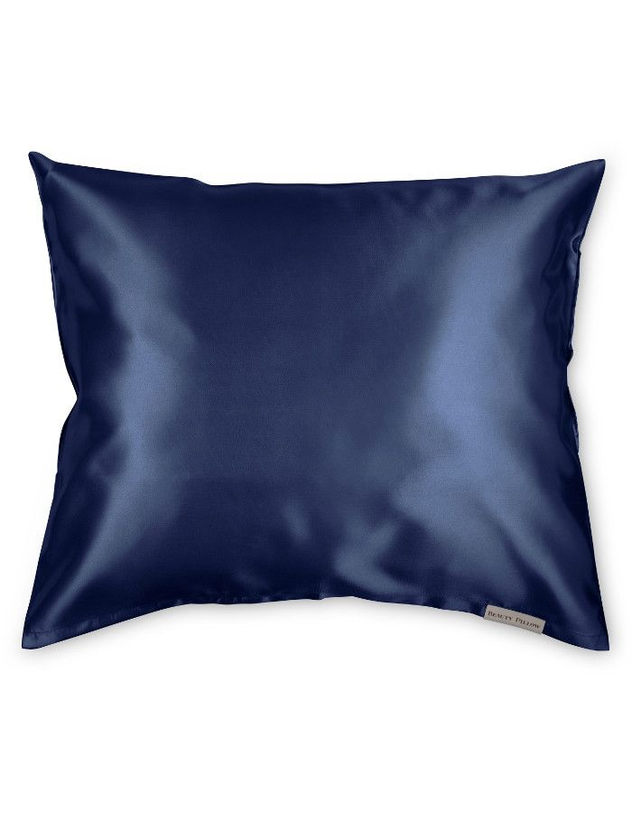 Beauty Pillow Satijnen Kussensloop Galaxy Blue 60x70cm