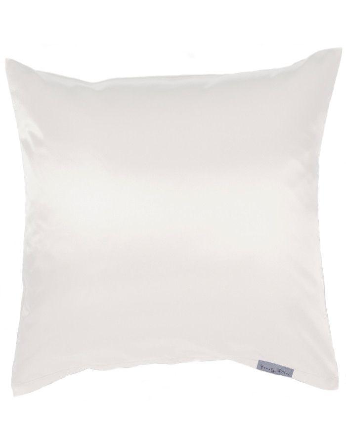 Beauty Pillow Satijnen Kussensloop Pearl 80x80cm