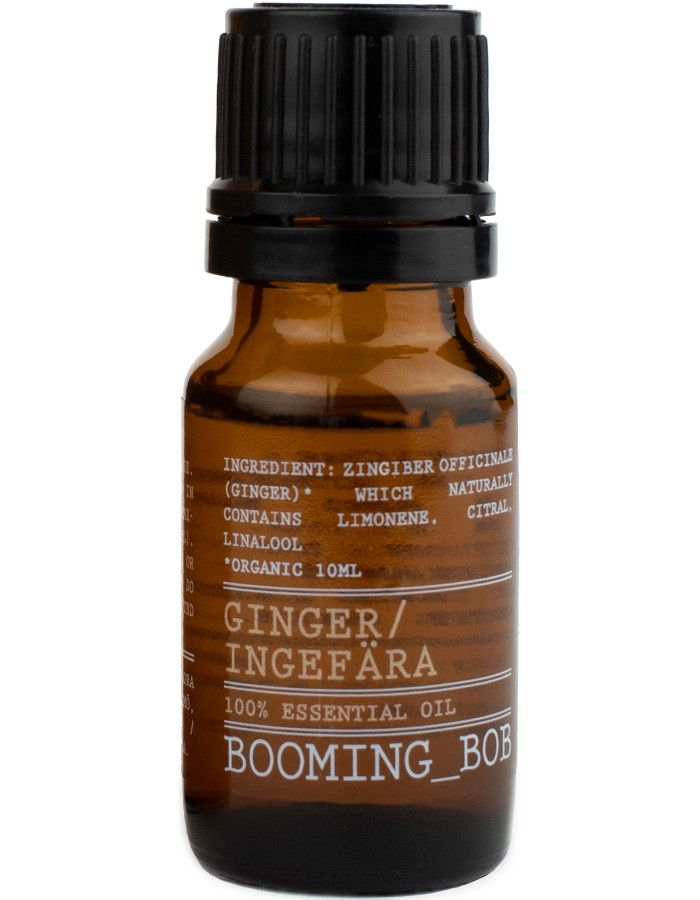 Booming Bob Essential Oil Ginger 10ml
