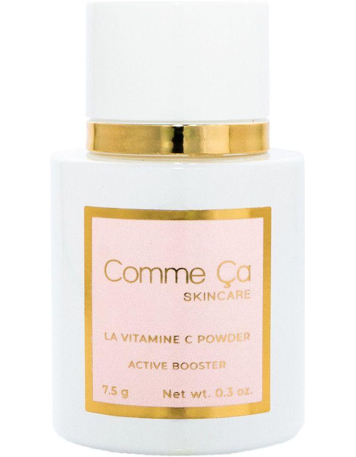 Comme Ça Skincare La Vitamine C Powder 7,5gr 8719326617091 snel, veilig en gemakkelijk online kopen bij Beauty4skin.nl